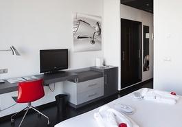 Habitaciones Hotel Confortel Atrium